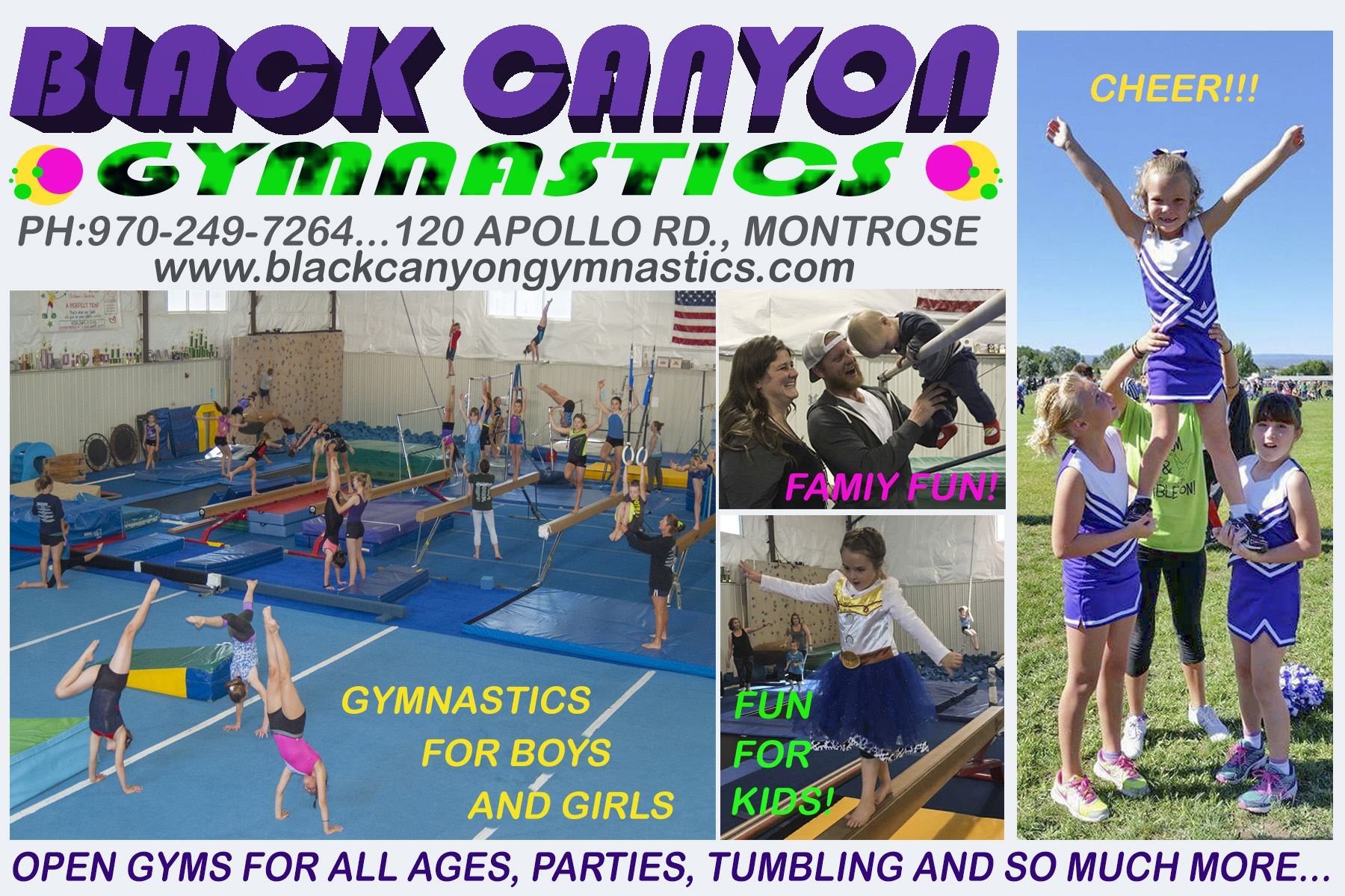 Black Canyon Gymnastics