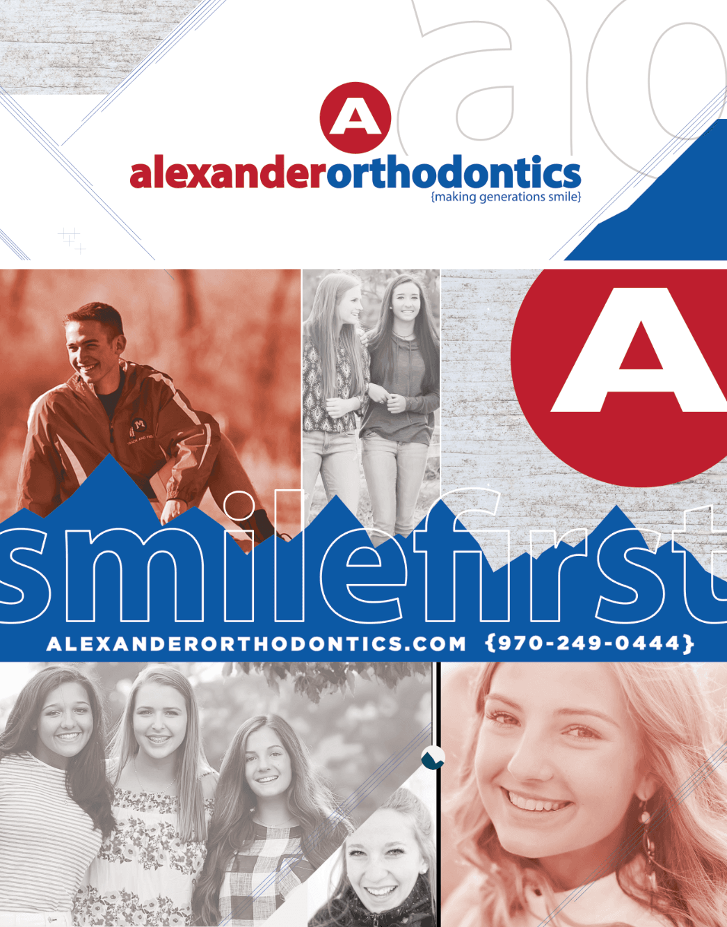 Alexander Orthodontics fall 2018 ad